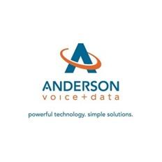 Anderson Voice company logo refresh