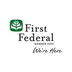 First Federal new company logo