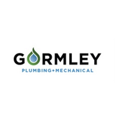 Gormley Plumbing company logo refresh