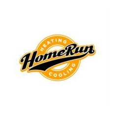 HomeRun Heating company logo refresh