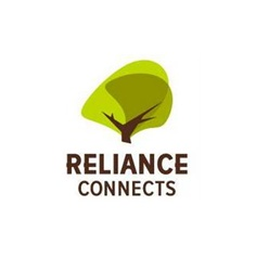 Reliance Connects company logo refresh