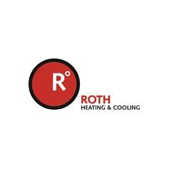 Roth HVAC company logo refresh