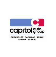 Capitol Auto company logo refresh