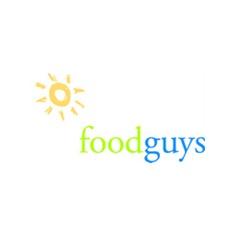 New company logo for food guys