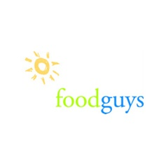 New company logo for food guys