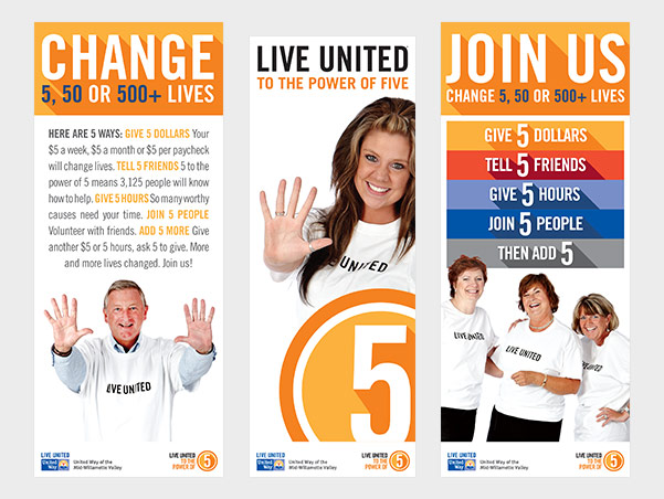 united way pull up banners r2