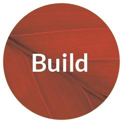 Creative Company branding process - build
