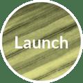 Creative Company branding process - launch