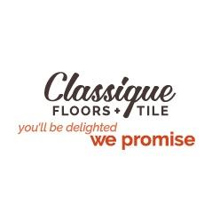 Classique Floors + Tile Logo