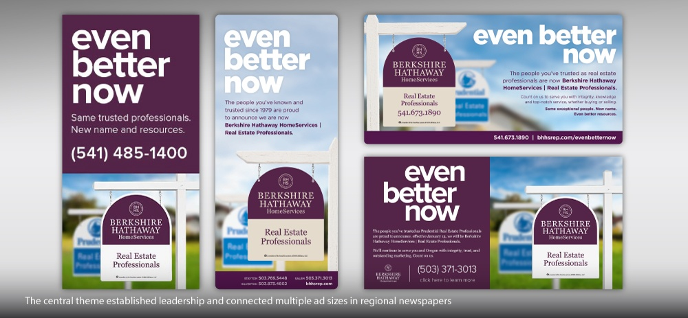 Berkshire Hathaway Home Services Ad 3