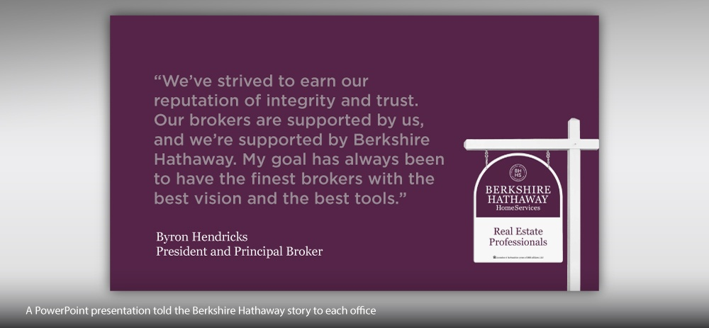 Berkshire Hathaway Home Services Ad 5